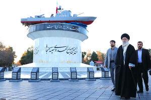 فیلم/ حضور رهبر انقلاب در مرقد مطهر امام خمینی(ره)