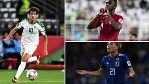 ۵ ستاره درخشان جام ملتهای آسیا 2019