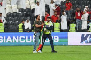 عکس/ جیمی جامپهای اماراتی در نیمه نهایی