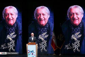 عکس/ مراسم افتتاحیه جشنواره فیلم فجر