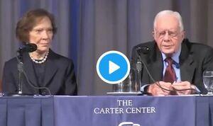 بهترین سیستم انتخاباتی جهان از نظر جیمی کارتر +فیلم