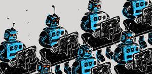 قیام رباتهای مجازی برای براندازی در ایران!/ سیاهیلشکر سایبری چگونه از نشست ضدایرانی لهستان حمایت میکند؟ +عکس و فیلم