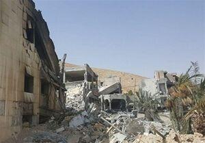 آمار قربانیان حملات ائتلاف آمریکایی در سوریه