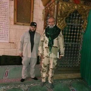 علت غیبت ۴ هفتهای امامجمعه خرمشهر مشخص شد! +عکس