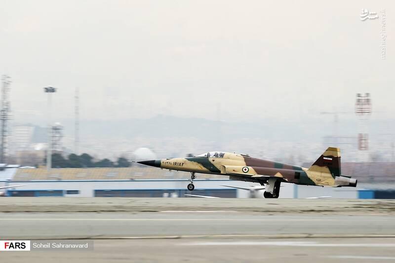عکس/ سرلشگر موسوی در نمایشگاه هوایی