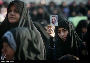 عکس/ همایش دختران انقلاب در میدان امام حسین