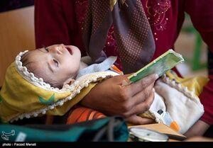 عکس/ ویزیت رایگان محلههای محروم کرمانشاه