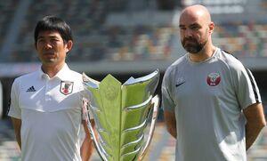 ترکیب ژاپن و قطر  برای بازی فینال جام ملتها مشخص شد
