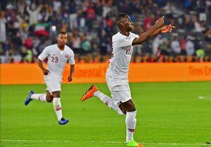 مهاجم قطر آقای گل جام ملتهای آسیا 2019 شد