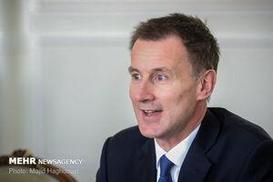 اظهارات جدید وزیرخارجه انگلیس درباره تانکر توقیفشده