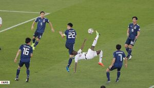 قهرمانی قطر در جام ملتها با غلبه بر ژاپن