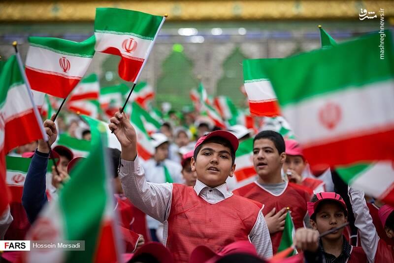 2443741 - بزرگداشت چهلمین سالگرد ورود تاریخی امام خمینی (ره)