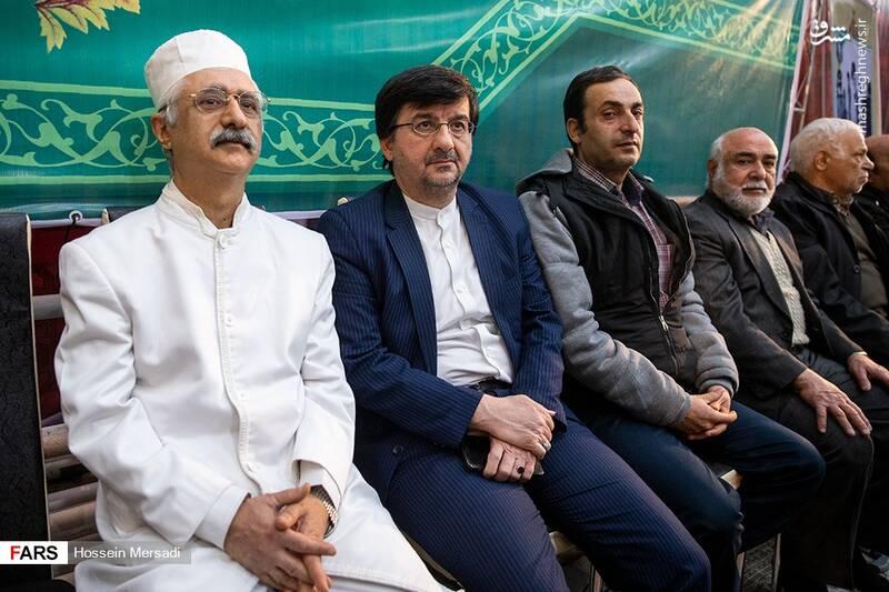 2443750 - بزرگداشت چهلمین سالگرد ورود تاریخی امام خمینی (ره)