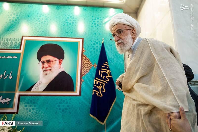 2443754 - بزرگداشت چهلمین سالگرد ورود تاریخی امام خمینی (ره)