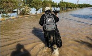 عکاس خبرساز حادثه اهواز، روایتگر سیل خوزستان