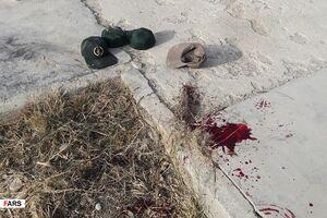 حمله مسلحانه تروریست ها به ناحیه مقاومت بسیج در نیکشهر