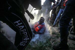 اسرائیلی ها همچنان از تظاهرکنندگان فلسطینی در مرز غزه قربانی می گیرند