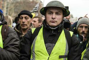 اعتراضاتی مشابه جلیقه زردها در سراسر آلمان