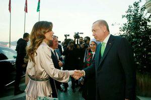 عکس/ دیدار شاه اردن با اردوغان