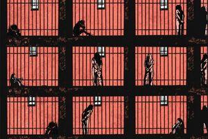 یک سوم زنان زندانی جهان در آمریکا