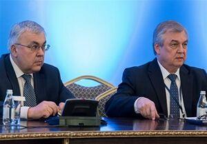 """محور مذاکرات دیپلماتهای روسیه با """"شمخانی"""""""