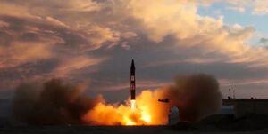 مجهز شدن موشک خرمشهر به سر جنگی جدید+عکس