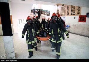 قیمت هر دست لباس آتشنشانان چقدر است؟