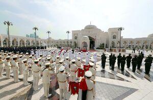 عکس/ سفر پاپ به امارات