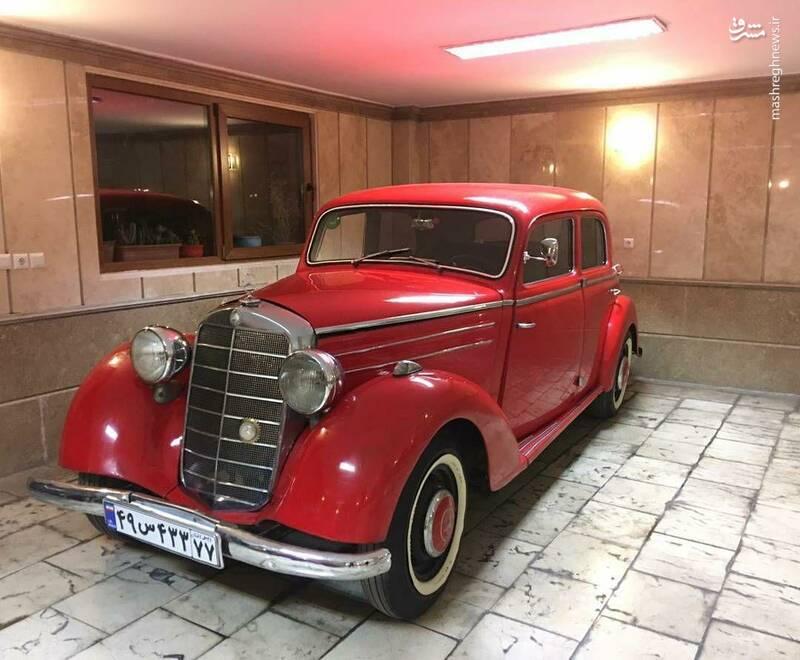 Mercedes Benz 170