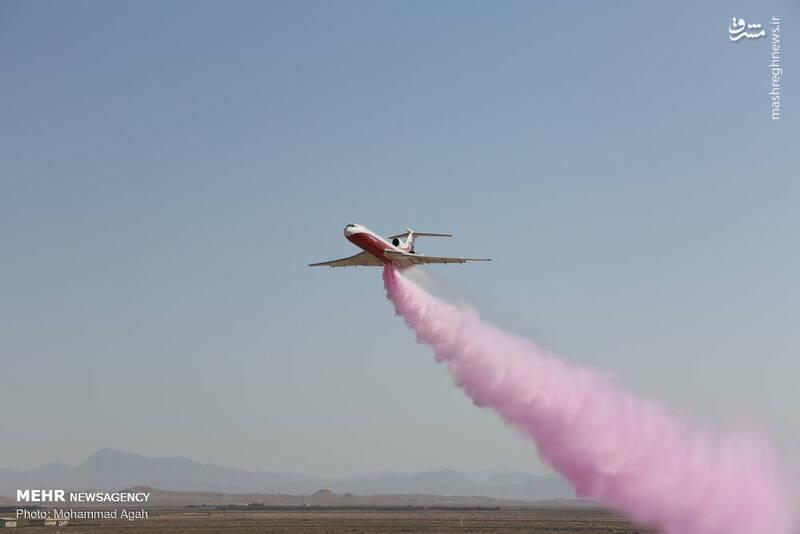 هواپیمای آتش نشان