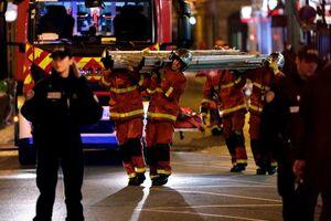 عکس/ 7 کشته در پی آتشسوزی در پاریس