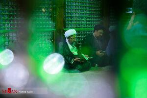 تجدید میثاق رئیس قوه قضائیه و مسئولان عالی قضایی با آرمانهای امام خمینی (ره)