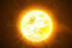 عکس/ سه خورشید در آسمان!