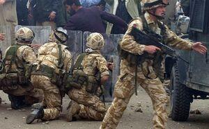 اعتراف نظامیان انگلیسی به کشتن کودکان عراقی و افغانستانی