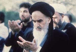عکسی قدیمی از امام خمینی(ره) در بیروت