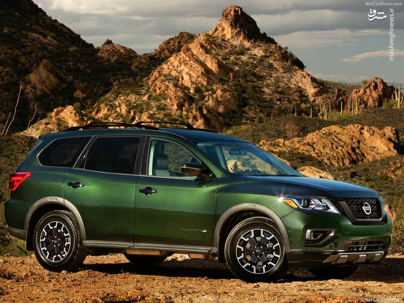 Nissan Pathfinder Rock Creek Edition (2019)