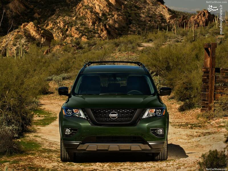 Nissan Pathfinder Rock Creek Edition (2019)