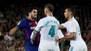 پیش بازی نبرد بارسلونا و رئال مادرید