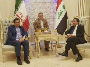 پست همتی درباره مذاکره با همتای عراقی