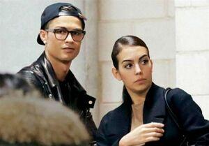 همسر کریستیانو رونالدو به شایعات پایان داد