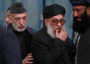 عکس/ جلسه رهبران سیاسی افغانستان و طالبان در مسکو