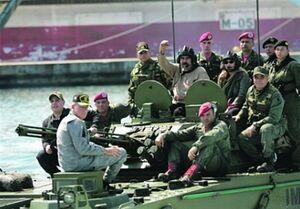 آیا «سناریوی سوریه» در ونزوئلا هم تکرار خواهد شد؟