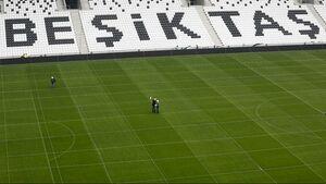 عکس/ نمایی زیبا از ورزشگاه بشیکتاش