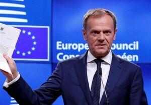سخنان جهنمی رئیس شورای اروپا درباره برگزیت
