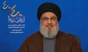 فیلم/ نصرالله: اگر جنگی علیه ایران آغاز شود، ایران تنها نخواهد بود