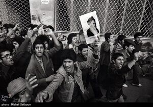 شادی لبنانیها و فلسطینیها از پیروزی انقلاب اسلامی