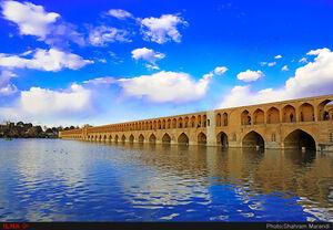 عکس/ حال خوش زاینده رود و اصفهانیها