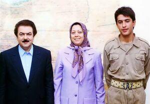 افشاگری پسر مسعود رجوی علیه سازمان منافقین +صوت و عکس