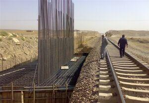 عملیات بزرگترین پروژه ریلی ایران آغاز شد