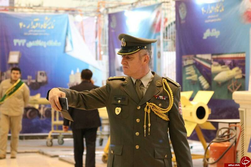 سلفی عزت | سلفی خارجی ها با دستاوردهای نظامی ایران +تصاویر